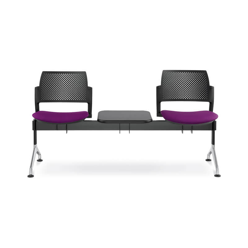 LD-Seating Dream+ 3er-Sitzbanksystem Variante 3