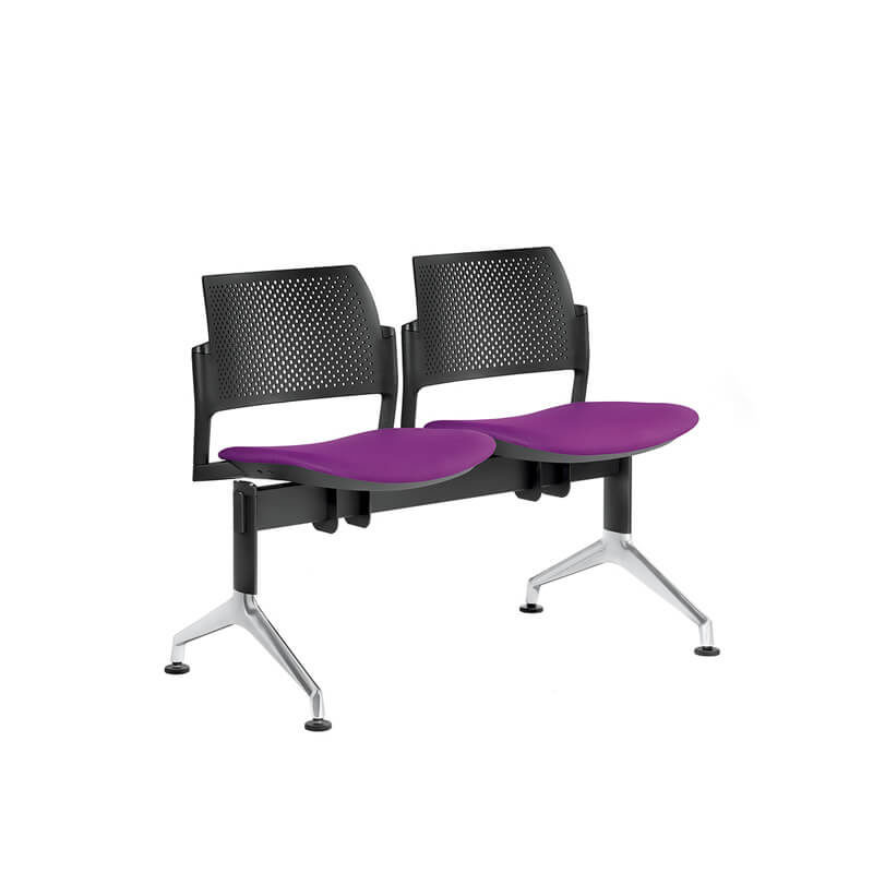 LD-Seating Dream+ 2er-Sitzbanksystem