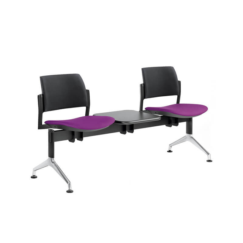 LD-Seating Dream+ 3er-Sitzbanksystem