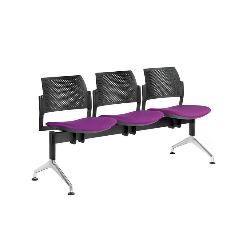 LD-Seating Dream+ 3er-Sitzbanksystem Variante 2