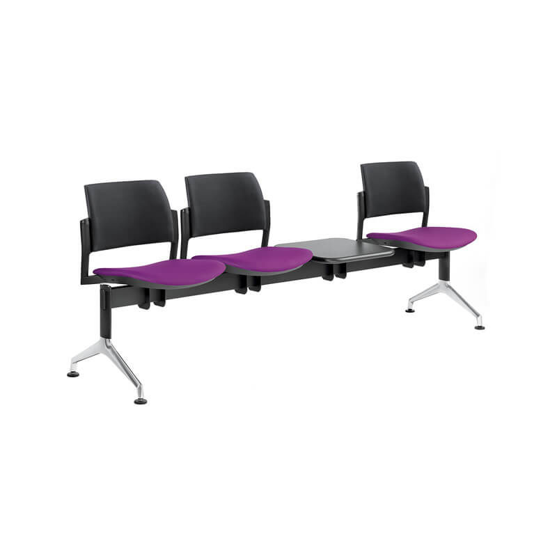 LD-Seating Dream+ 4er-Sitzbanksystem Variante 1