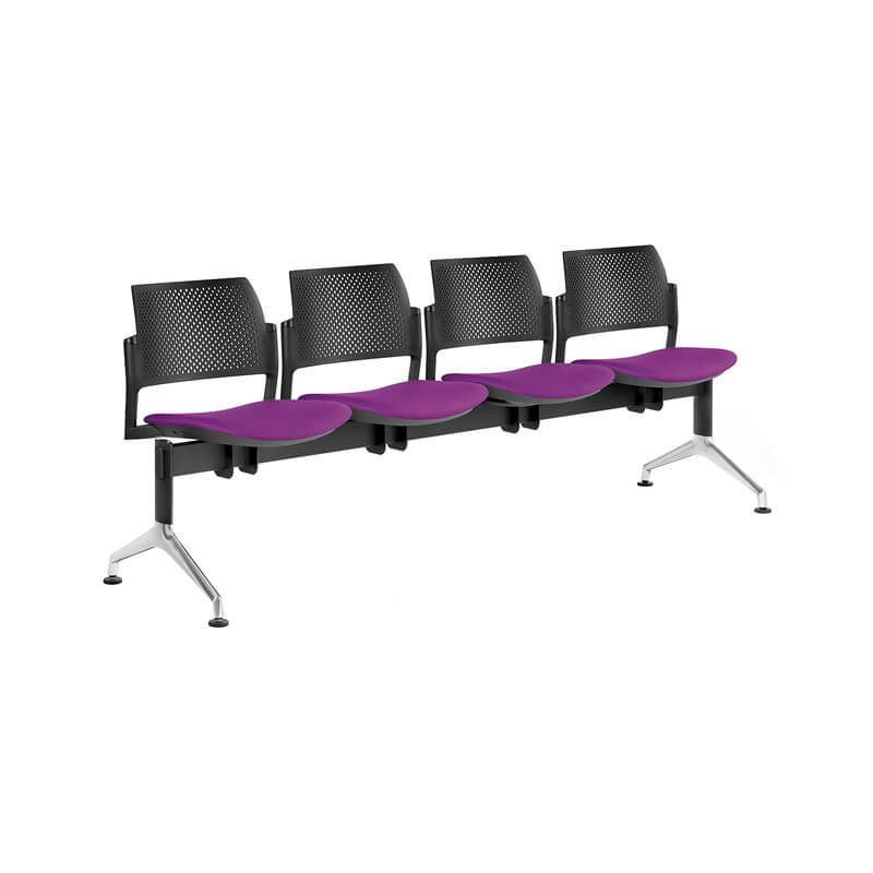 LD-Seating Dream+ 4er-Sitzbanksystem Variante 2