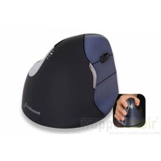 Evoluent Wireless Mouse blau 1