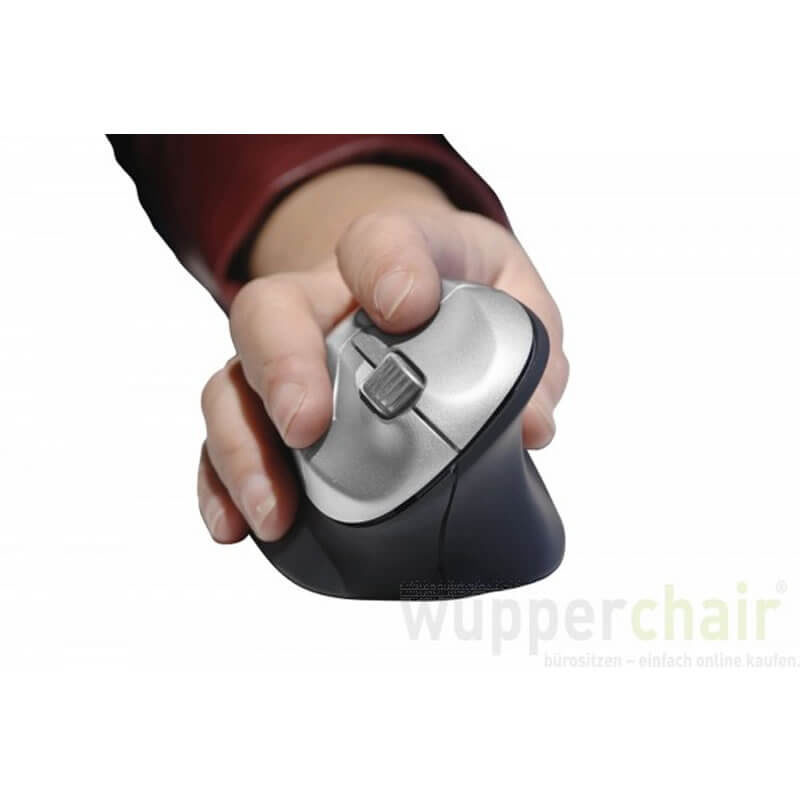 grip mouse wireless vertical ergonomic mouse 3